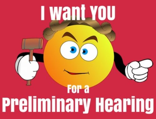 Why is a preliminary hearing important?